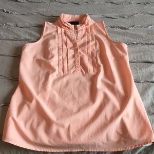 Blush pink Tank